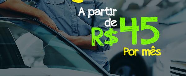 Seguro auto a partir de R$ 35